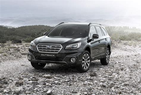 subaru cars black subaru outback black ivory special edition revealed