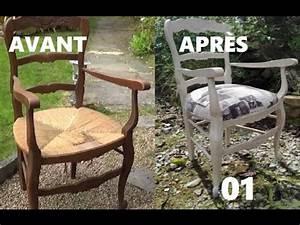Comment Refaire L Assise D Une Chaise : chaise en paille d sossement de l 39 assise 1 youtube ~ Nature-et-papiers.com Idées de Décoration