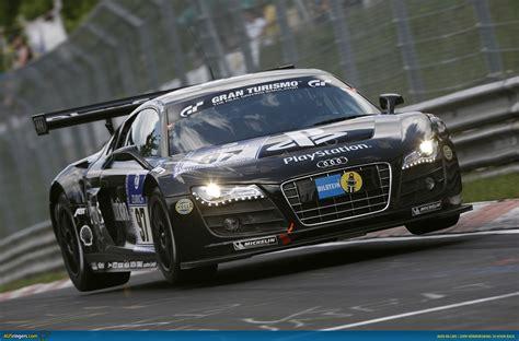 Ausringers.com » Audi R8 Lms Shows New Endurance