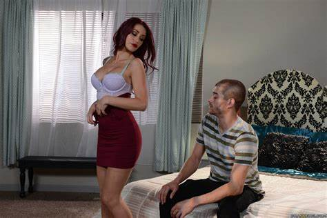 Monique Is A Rammed Fiend Monique Alexander In Seductive Clothes Knows Her Cunt Fucked
