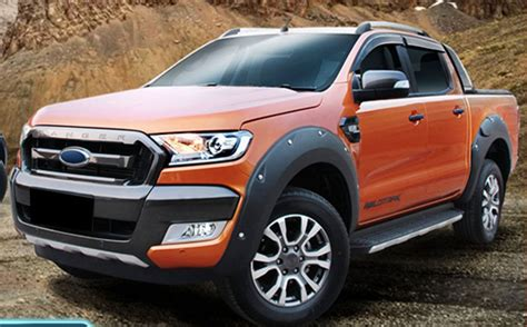 Ford Ranger Us Release Date 2017 2018 2019 Ford Price