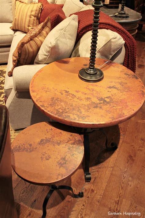 arhaus copper table craigslist arhaus furniture avalon store southern hospitality
