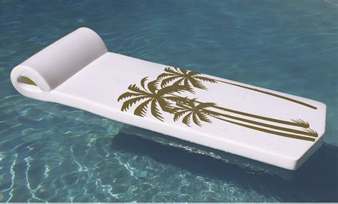 Texas Recreation Luxe Sunsation Pool Float