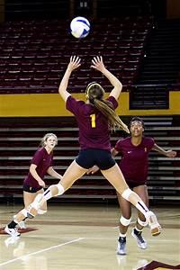 Final ASU volleyball preseason scrimmage reveals room to ...
