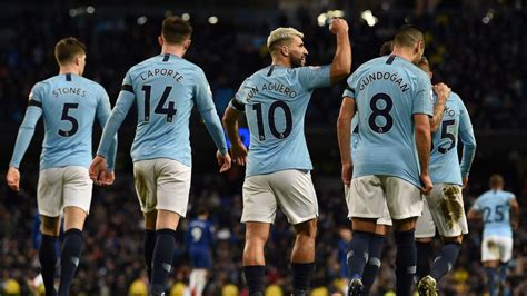 Manchester City vs Brighton Live, Premier League: Live ...