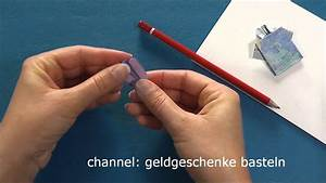 Wie Kann Man Gutscheine Schön Verpacken : geldgeschenke verpacken youtube ~ Markanthonyermac.com Haus und Dekorationen