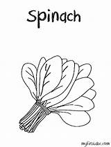 Coloring Spinach Colouring Sheets Flannel Worksheets Boards Outline Draw 컬러링 Boys Weather sketch template