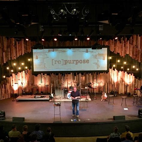 creative church stage designs