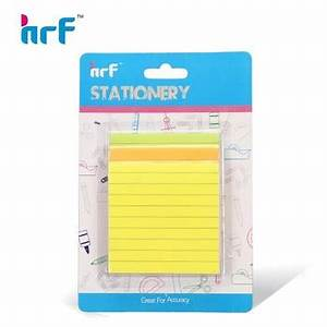 3 color letter shaped sticky note sets buy sticky note for Buy letter shaped sticky notes