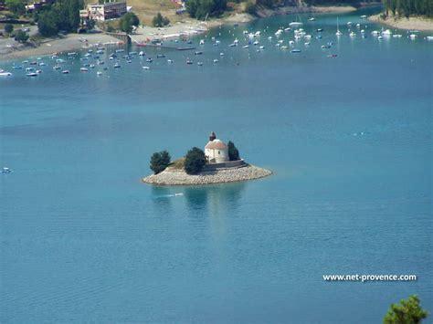 Lake Serre-Ponçon