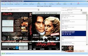 download dvd cover printer free With dvd cover printing software