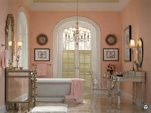 Behr Peach Paint Colors for Bathroom
