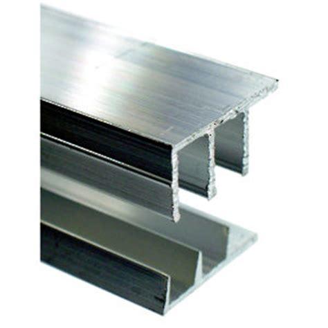 kitchen cabinet sliding door track sliding door track aluminum richelieu hardware 7951