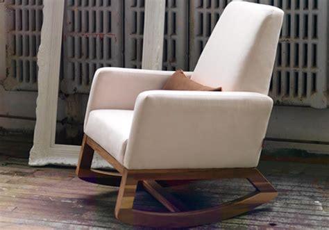 joya rocker modern rocking chairs by monte design