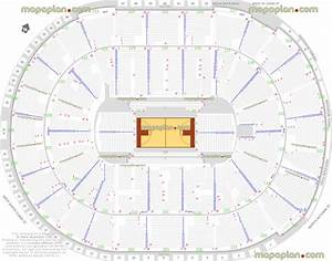 T Mobile Arena Virtual Seating Chart Sap Center Seating Chart Basketball Www