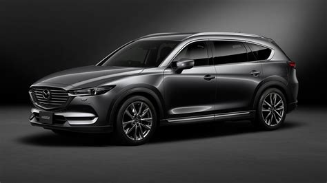 No matter where you sit, you hear rich stunning sounds that invigorate all of your senses. 2018 Mazda CX 8 Custom Wallpaper | HD Car Wallpapers | ID ...