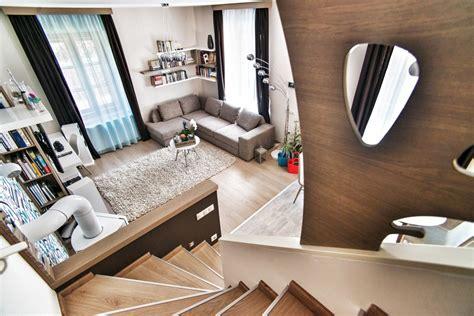 Vibrant Apartment In Budapest Featuring Custom Made Design