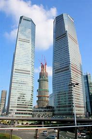 IFC Tower Shanghai