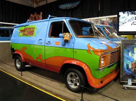 mystery machine van  scooby doo yelp