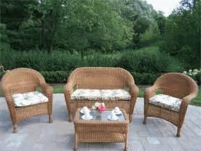 Sears Patio Furniture Wicker by Patio Furniture Wicker Furniture Garden Furniture