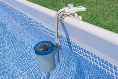 pool skimmer intex pool skimmer intex above ground pool skimmer