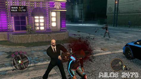 blood  gore video games episode  saints row