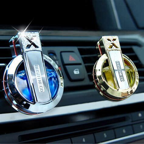 car air freshener perfume diffuser air dashboard clip diamond plated  ebay