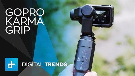 gopro karma grip hands  review youtube
