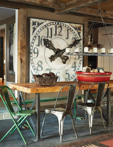 industrial decor rustic industrial home with a particular design Rustic
