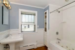 cottage bathrooms ideas cottage bathroom with wainscoting drop in bathtub in portsmouth nh zillow digs zillow
