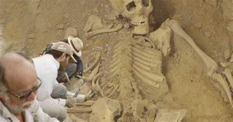 Giant Skeleton Found In Bulgaria Who Were These Giants