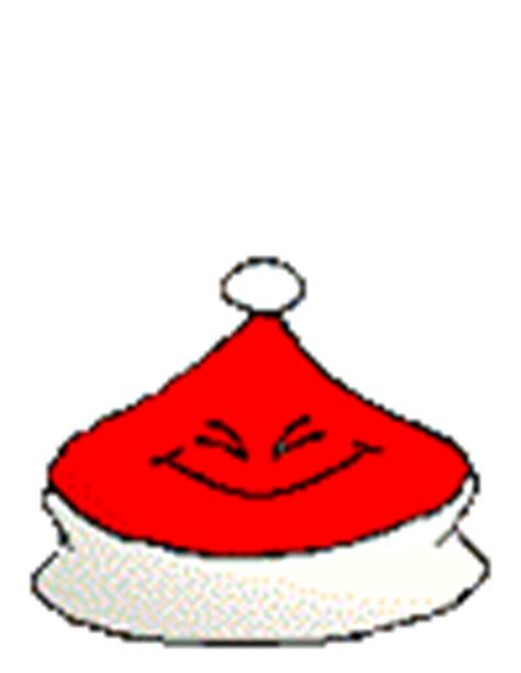 animated christmas hats clipart graphics animations