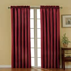 walmart blackout curtains save energy in your home best