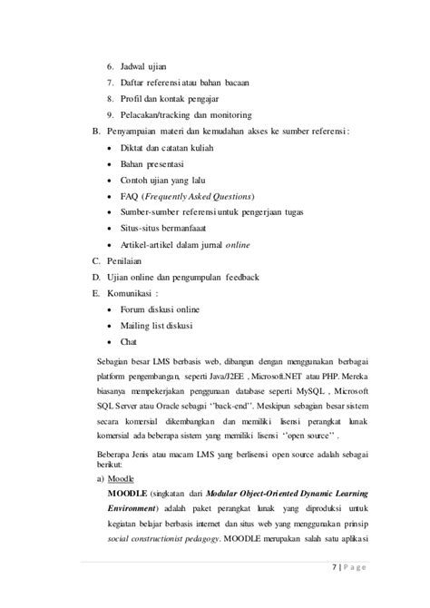 Learning management system makalah kel 3