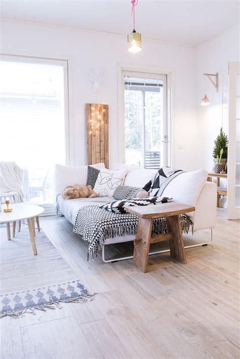 Wood Pallet Sofa by Sol Imitation Parquet En Bois Clair Dans Un Appartement