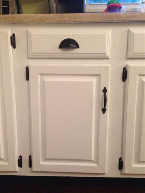 painting existing kitchen cabinets we painted the existing oak cabinets white and replaced 4015