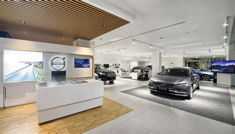 Volvo Opens New Kl Showroom With Sisma Auto