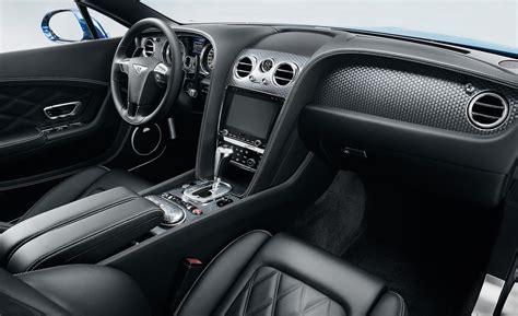 new bentley interior car and driver