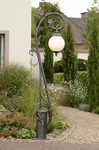 Lampadaire Exterieur Design : lampadaire art nouveau en fer forg fabriqu par les forges robers en allemagne r f 15110423 ~ Teatrodelosmanantiales.com Idées de Décoration