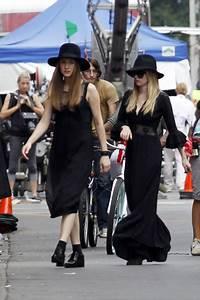 Emma Roberts and Taissa Farmiga Photos Photos - Gabourey ...