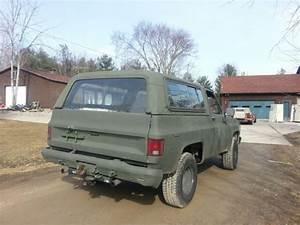 1984 Chevrolet Blazer K5 Cucv 4