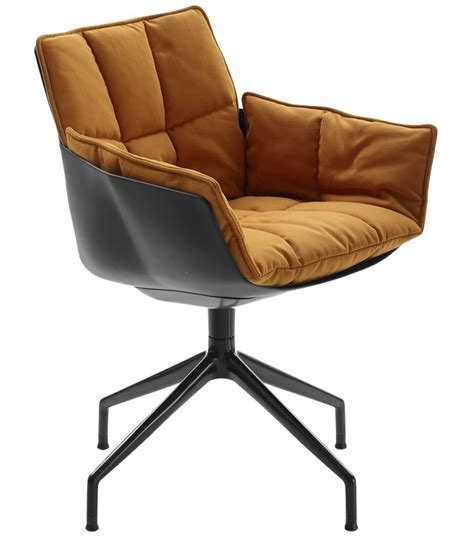 chaise bb husk b b italia swivel armchair milia shop
