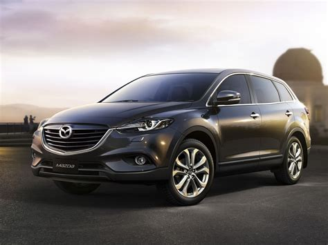 2013 Mazda Cx-9 Review, Ratings, Specs, Prices, And Photos