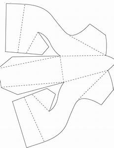 free paper shoe template the sewer the caker the With how to make paper shoes templates