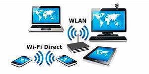 Wlan Ohne Internet : wi fi direct wlan ganz ohne router pc welt ~ Jslefanu.com Haus und Dekorationen