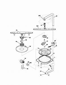 Kenmore 58714202200 Dishwasher Parts