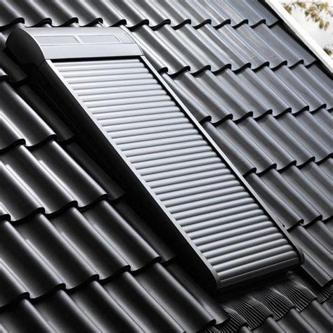rollos für velux fenster velux dachfenster rollos jalousien plissees markisen und roll 228 den