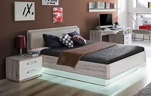 Luftbett 200 X 200 : rondino bett 140 x 200 cm sandeiche nachbildung hochglanz wei m bel letz ihr online shop ~ Orissabook.com Haus und Dekorationen