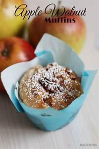 Bake To The Roots : apfel walnuss muffins bake to the roots ~ Udekor.club Haus und Dekorationen