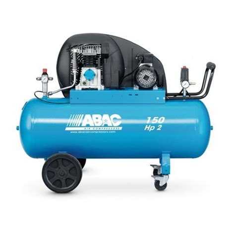compresseur 224 piston 2 cv 430 v tri 150 litres pro